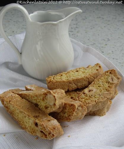 Hazelnut-Biscotti