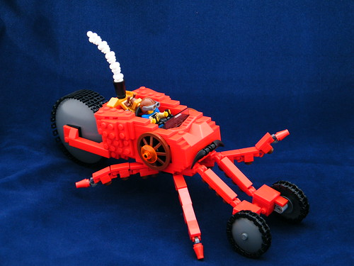 Octopunk Tricycle