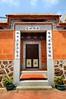瓊林131號民宿(朗月)大門