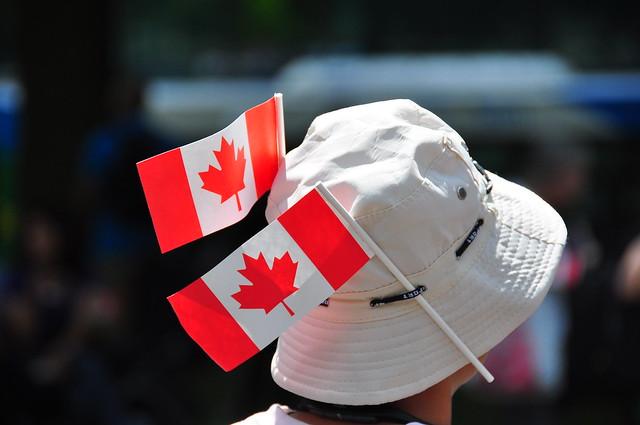 Fête du Canada à Montréal