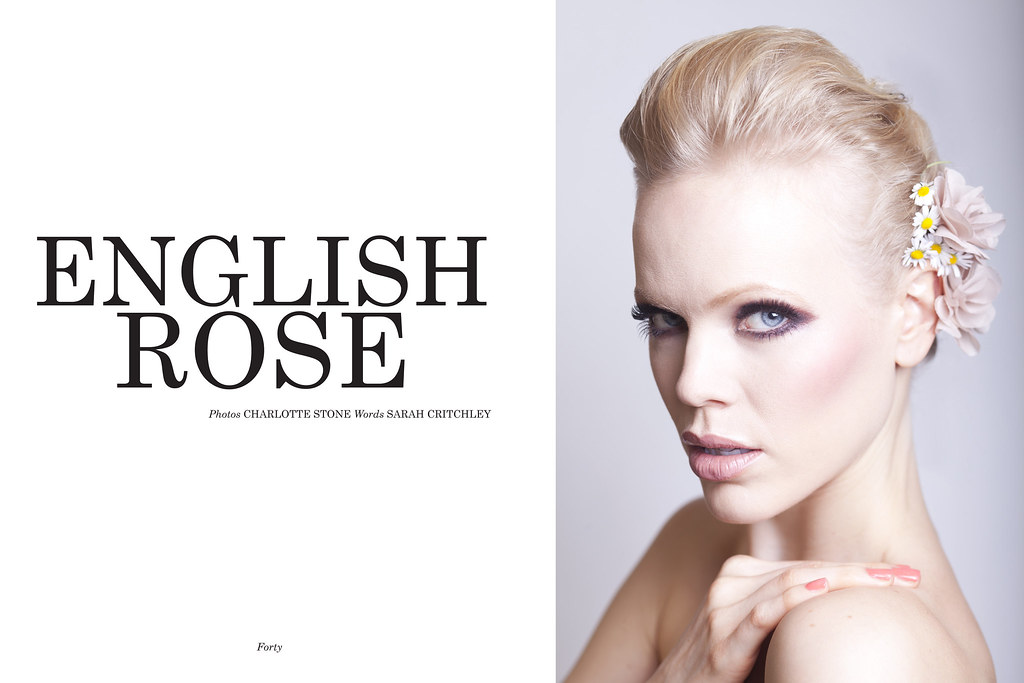 English Rose Feature from Moda de la Mode Mag-1