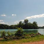 Lyon - Lago del Parc de la Tête d´Or