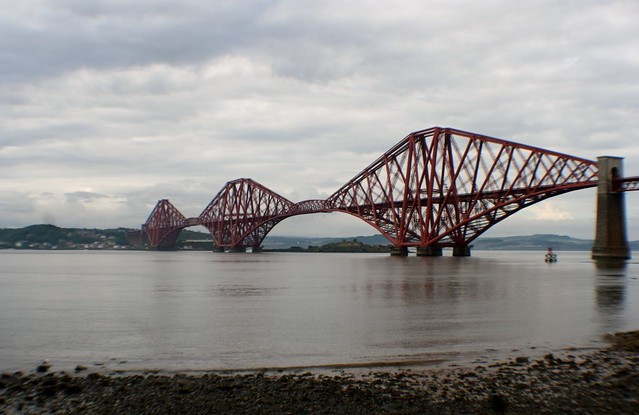 Forth Rail Bridge, S. Queensferry