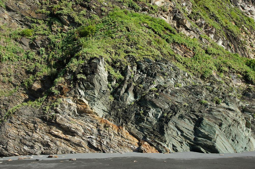 萼溫斷崖,朝陽步道-046