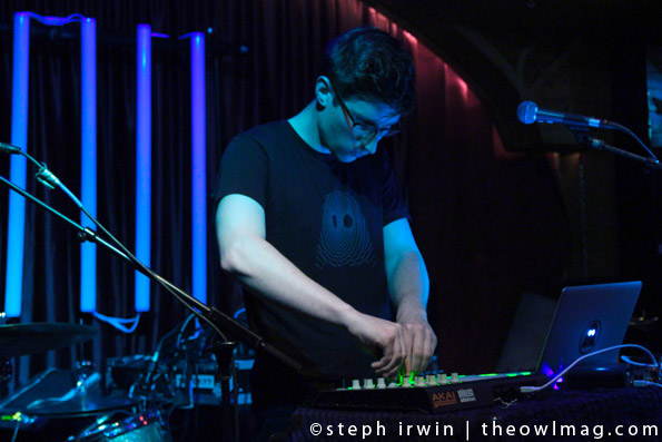 Teen Daze @ Kungfu Necktie, Philadelphia 7/3/12