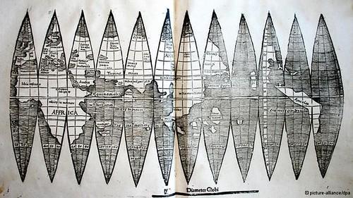 Martin Waldseemüller map