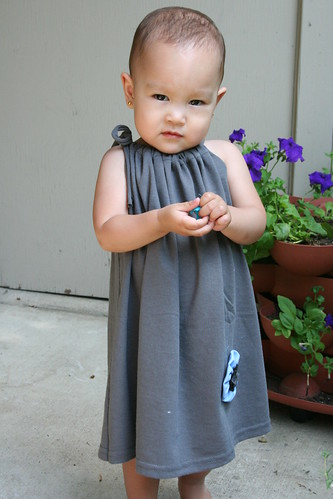 Anika's dress