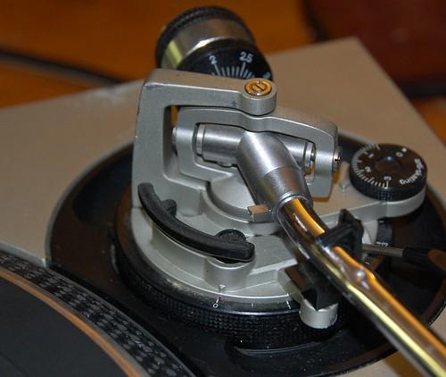 Technics arm