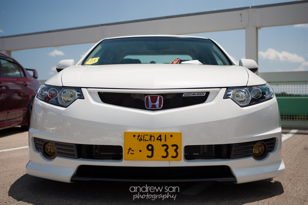 honda accord euro cu2 mugen style front bumper ebay. Black Bedroom Furniture Sets. Home Design Ideas