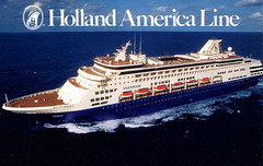 MS Veendam (Postcard)