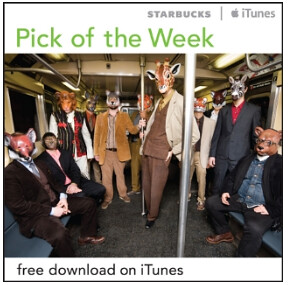 Starbucks iTunes Pick of the Week - 07/10/2012 - Antibalas - Dirty Money - Digital Download