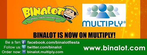 binalot multiply