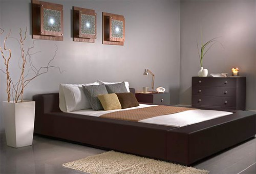 Muebles Color Chocolate: Muebles de Color Sobrio y Elegante