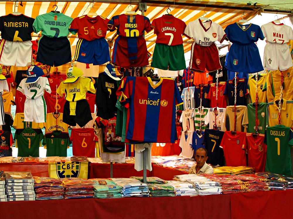Market, Los Cristianos, Tenerife