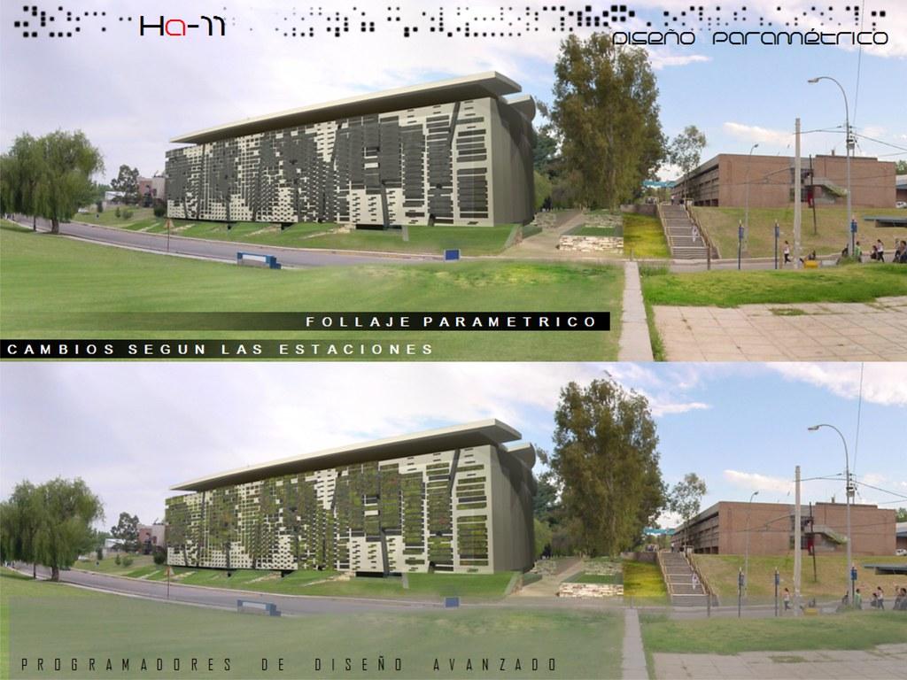 Mendoza edificio para arquitectura y mecatr nica de la for Arquitectura universidades