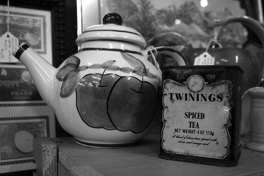 Spiced Tea, Hold the Rust