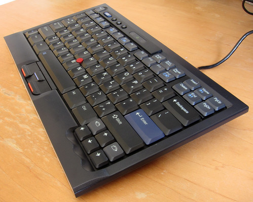 USB Travel Keyboard Mini