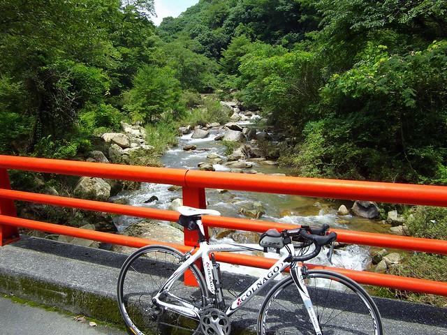 豪渓見返橋