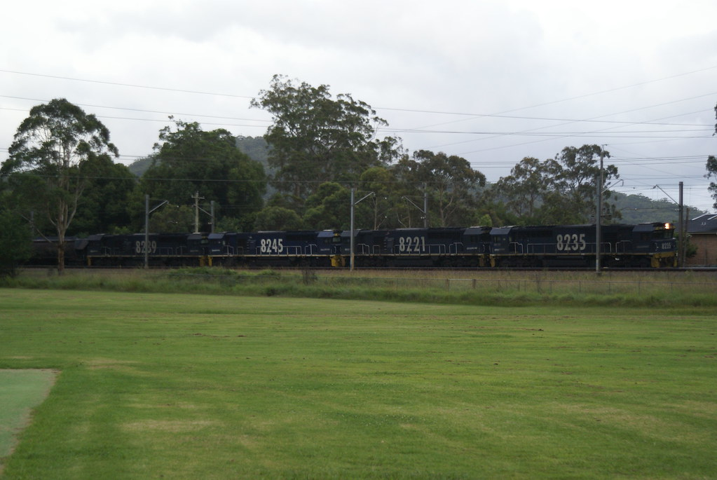 Quad 82s at North Gosford by David Kimpton