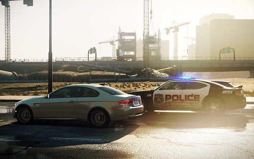New Need for Speed Most Wanted Trailer Shows 'Innovative' Multiplayer