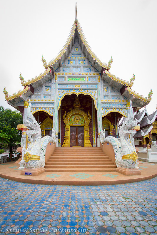 Wat Koh Klang Assembly Hall
