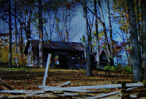 ~ITS OLD AND WORN-AND TATTERED AND TORN~