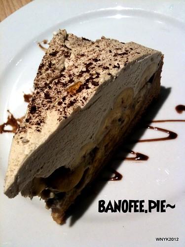 banofee pie~