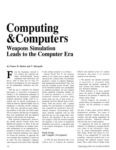 Computing and computers
