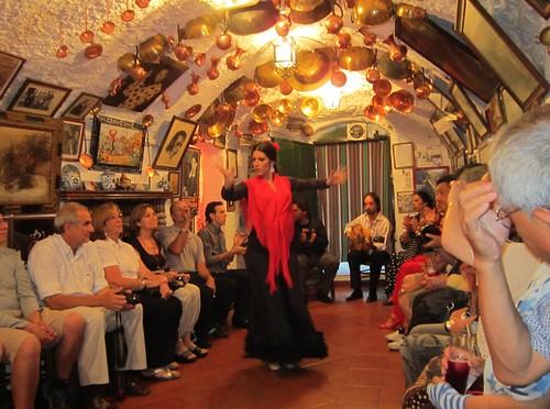 タブラオでのフラメンコ 2012年6月4日 by Poran111