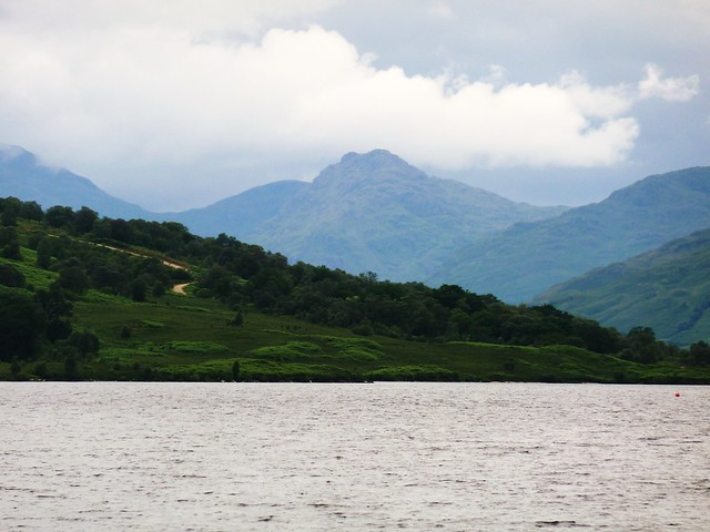 Mountainous Scenery, Loch Katrine
