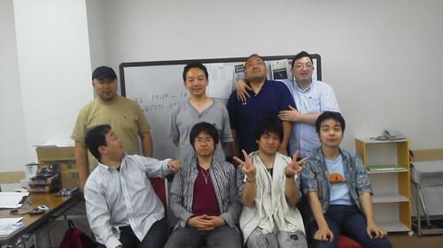LMC Chiba 423rd : Top 8