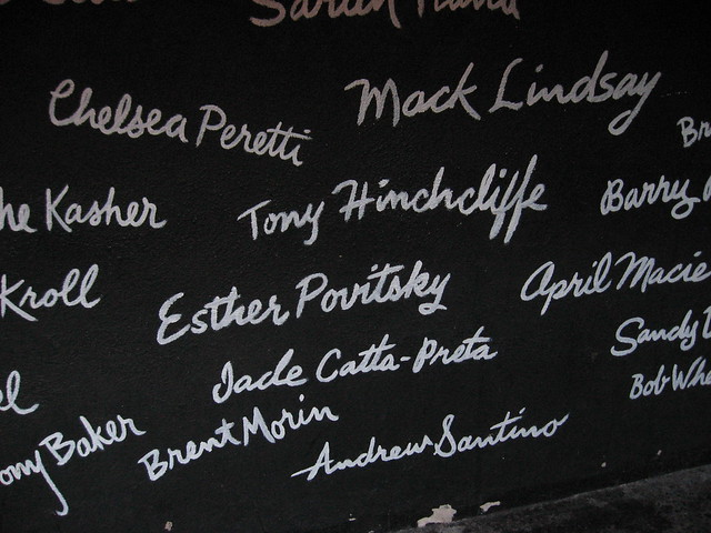 Painted Names 2012
