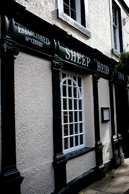 Sheep Heid Inn Edinburgh 1360