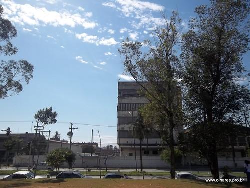 Paisagem CEU Jaguaré by @profjoao