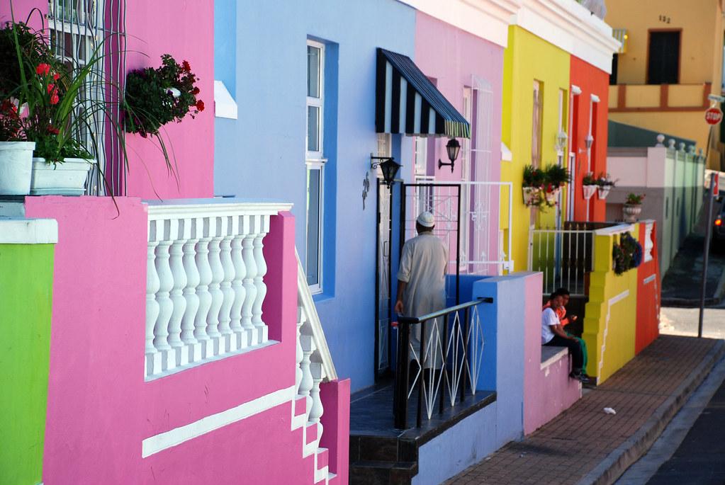 Bo-Kaap: el colorido barrio musulmán de Ciudad del Cabo