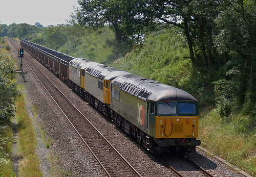 56303 , 56312 and 56311 , Danesmoor
