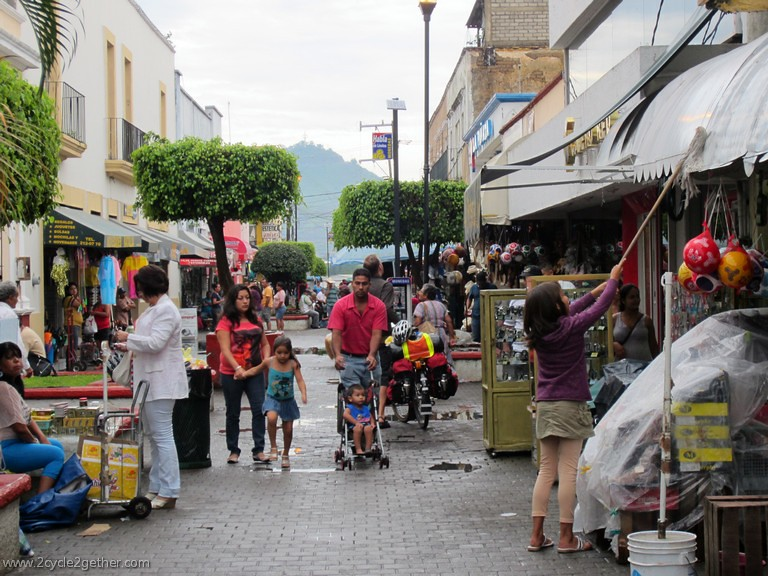 Outdoor Markets in Tepic