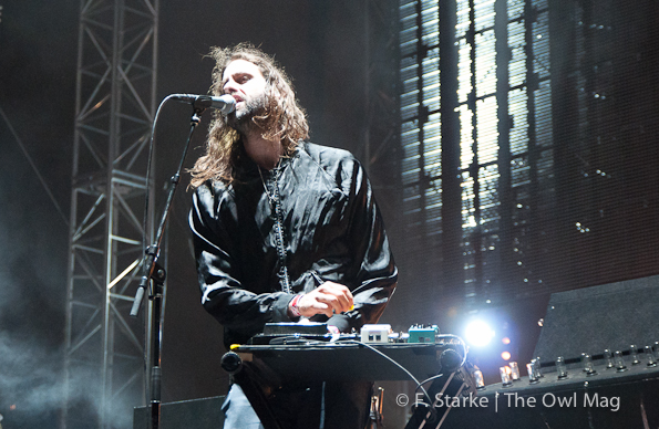 Miike Snow @ HARD Summer Music Festival LA 2012