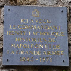 Photo of Grey plaque № 11098