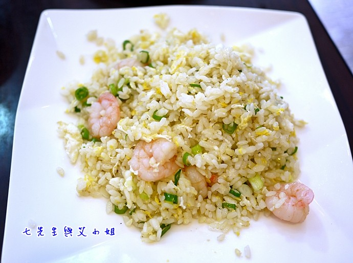 7 蝦仁炒飯