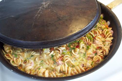 pasta frittata 10