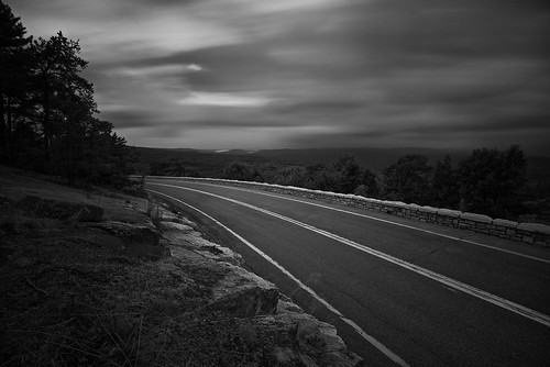 road sunset bw blackwhite catskillmountains shawangunkridge minnewaskastateparkpreserve route4455