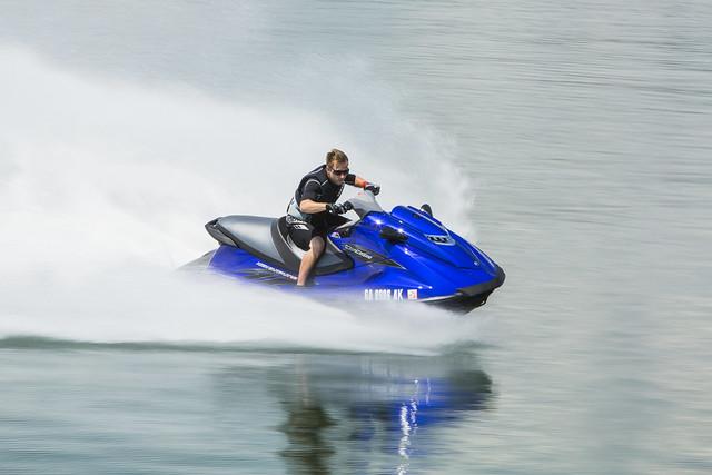 Yamaha Vxr  Top Speed Mph