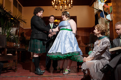 Handfasting & Vows