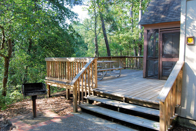 Welcome To Cabin 4 At First Landing State Park