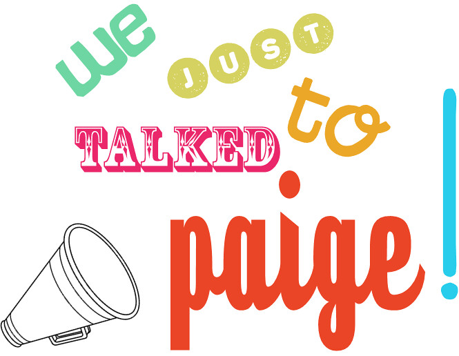 talked to paige
