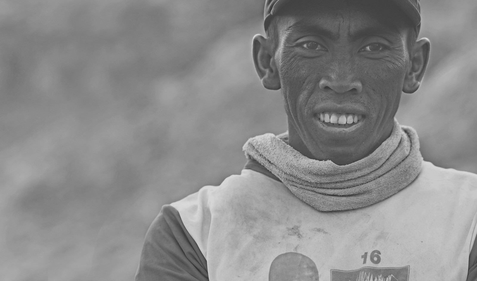 Worker, Ijen, Indonesia