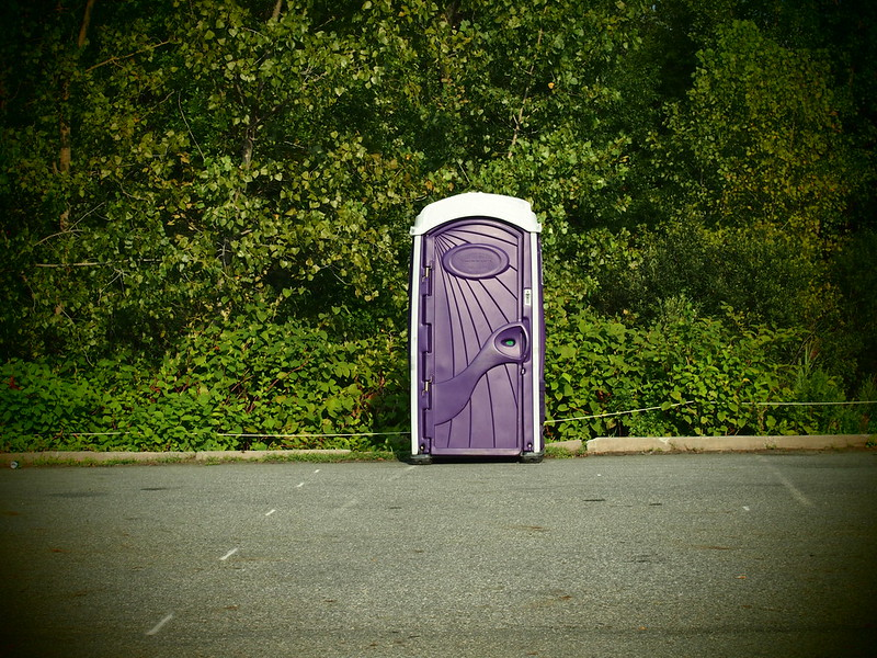 Purple Potty