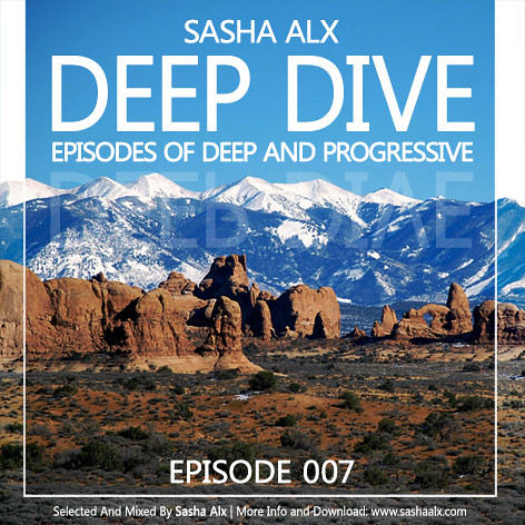 Deep Dive. Episode 007 (cover-art)