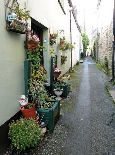 Street Scene, Lostwithiel